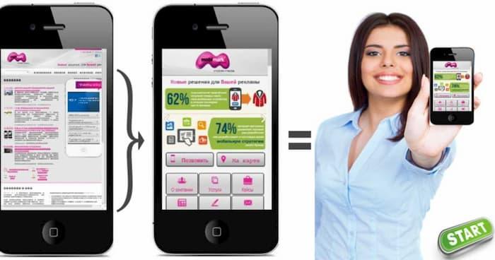 оптимизация рекламы под мобильные устройства