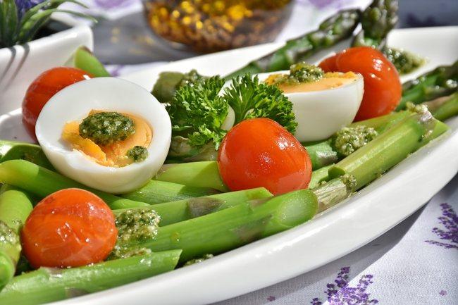 В рационе фрилансера, должно быть больше фруктов и овощей