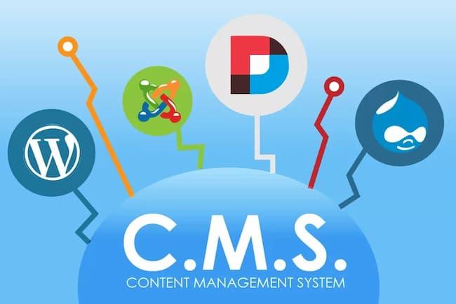 на какой CMS работает сайт