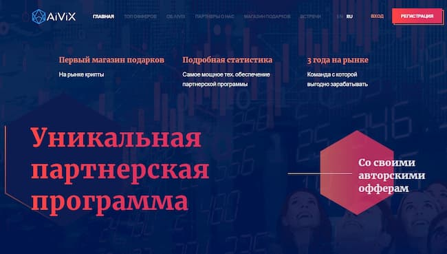 партнерка Aivix.com