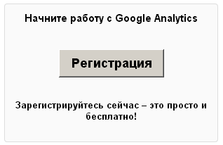как установить google analytics