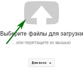 как вставить видео из youtube на сайт