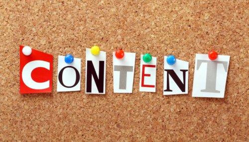 Каким должен быть контент на сайте