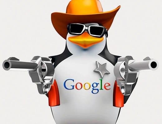 фильтр Гугла Пингвин