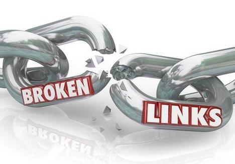 Битые ссылки (Broken Links)