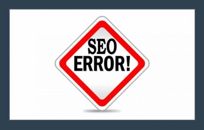 Ошибки поисковых систем